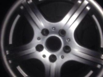 Скачать фото  Продам Диски Литые 16 -ие на Toyota Mark II ! 37615510 в Новосибирске