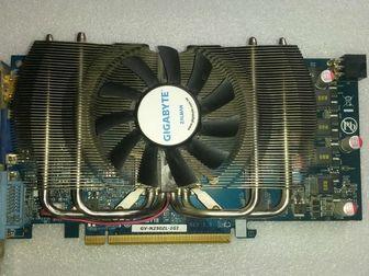 Просмотреть foto Комплектующие для компьютеров, ноутбуков Gigabyte GeForce GTS 250 1 Gb 256 Bit 37645655 в Новосибирске
