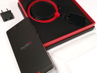 Скачать бесплатно foto Телефоны Смартфон ZTE Nubia Z9 Max, Невероятно красивый и стильный Моноблок 37673926 в Новосибирске