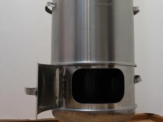 Просмотреть фотографию  Многофункциональная печь-мангал для приготовления на свежем воздухе 37956224 в Новосибирске