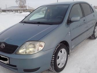 Toyota Corolla Седан в Новосибирске фото