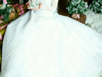 Скачать бесплатно фотографию  Свадебное платье, 38439692 в Новосибирске