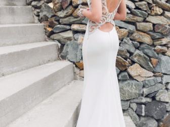 Свежее foto Свадебные платья Шикарное свадебное платье 38680345 в Новосибирске