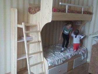 Новое изображение Производство мебели на заказ Двухъярусные детские кровати 38728573 в Новосибирске