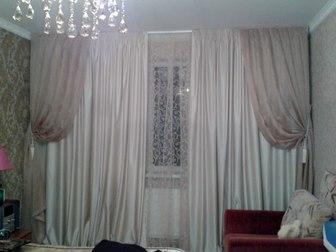 Увидеть изображение  пошив штор покрывал на заказ 38760568 в Новосибирске