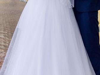 Скачать фото  Свадебное платье 38816815 в Новосибирске