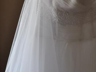 Свежее изображение  Свадебное платье 38867554 в Новосибирске