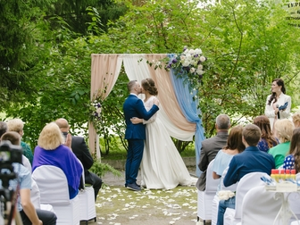 Свежее foto  Проект Терраса | Свадьба на природе 39230148 в Новосибирске