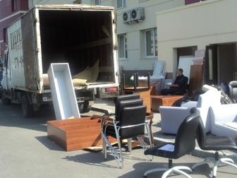 Скачать фотографию Транспортные грузоперевозки Грузчики переезд упаковка мебели транспорт 51330402 в Новосибирске