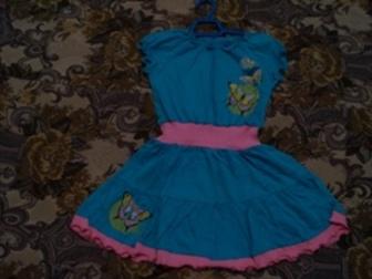 Скачать фотографию Детская одежда Платье трикотажное на девочку 51785261 в Новосибирске