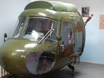 Смотреть изображение Разное Полёты на Авиатренажёре вертолёта Ми-2 55041713 в Новосибирске