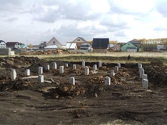 Свежее изображение Земельные участки продам фундамент, коммуникации , гараж, ограду, 67377330 в Новосибирске