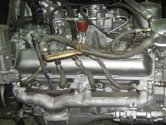 Свежее фотографию Автозапчасти Двигатель ЗИЛ - 131 с хранения 69181223 в Новосибирске