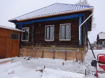 Смотреть фотографию  Подниму дом, Ремонт фундамента 69246906 в Новосибирске