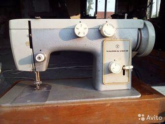 Швейная машинка,бу, в Новосибирске