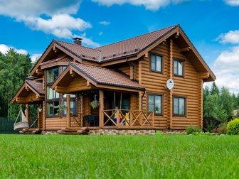 Скачать бесплатно foto  Строительство и внутренняя отделка домов деревом 70773445 в Новосибирске