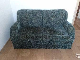 Продам раскладной диван в хорошем состоянии,  Размеры в собранном состоянии - ширина 138 см, глубина 90 см, высота 78 см, высота сиденья 40 см,  Самовывоз с 6 микрорайона в Новосибирске