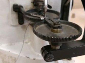 Скорняжная машина, в рабочем состоянии,  У меня их 2, одну продаю в Новосибирске