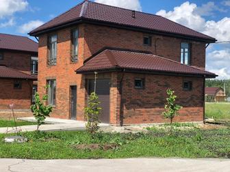 Уникальное foto Дома Собственник продает новый кирпичный коттедж - 128 м2 71343148 в Новосибирске