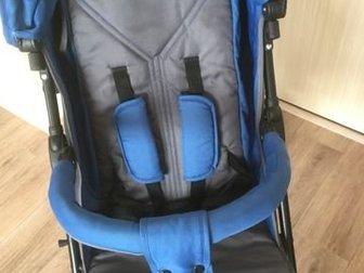 Продам коляску-трость в отличном состоянии,  Очень удобна для перемещения ребенка по своим делам (съездить в магазин, поликлинику и т, д, ), а также не занимает в Новосибирске