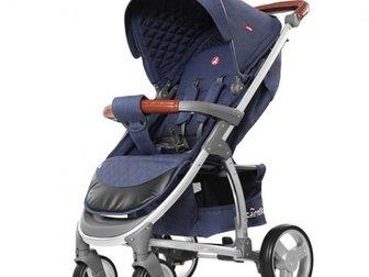 Отличная коляска, новые расцветки 2020 гИдеальная прогулрчная коляска для всех сезонов?Глубокий капор отлично защитит от ветра и солнца?Качественные плотные ткани в Новосибирске