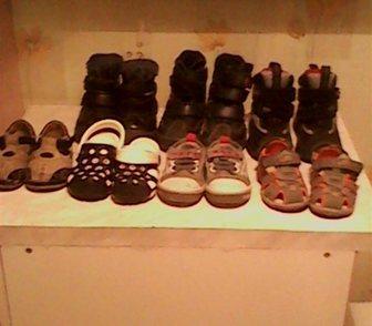 Фотография в Одежда и обувь, аксессуары Женская обувь Обувь для детей размер от 21 до 26 размера в Новосибирске 500