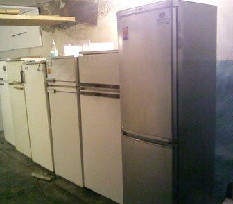 Фото в Бытовая техника и электроника Холодильники Предлагаем ассортимент Б/У холодильников в Новосибирске 2000