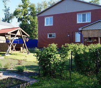 Фото в   Шикарный отдельностоящий двухэтажный дом в Новосибирске 7500000