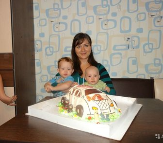 Фотография в Для детей Услуги няни Предлагаю услуги няни, я мама двоих детей, в Новосибирске 10000