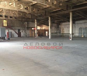 Фото в Недвижимость Коммерческая недвижимость Предлагается в аренду отапливаемое производственно-складское в Новосибирске 168575