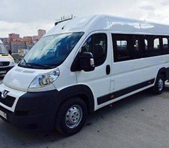 Изображение в Авто Авто на заказ Микроавтобус, Peugeot Boxer, 2014 г. в, 17 в Новосибирске 0