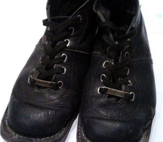 Изображение в Спорт  Спортивный инвентарь Продаются ботинки лыжные б/у, размер 38 – в Новосибирске 300
