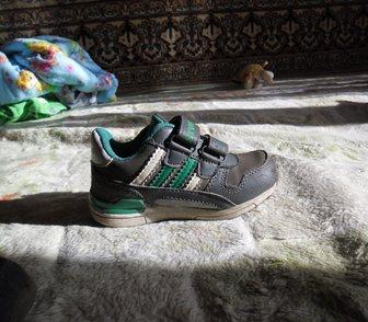 Изображение в Для детей Детская обувь Кроссовки детские для мальчика, цвет - серый в Новосибирске 300