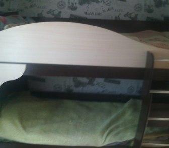 Фото в Мебель и интерьер Мебель для детей Кровать в отличном состоянии. С матрасами. в Новосибирске 10000