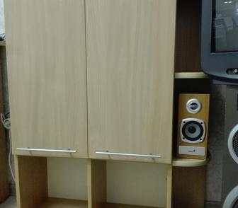 Фото в Мебель и интерьер Мебель для детей Цвет бук, б/у, в отличном состоянии. стол:длина в Новосибирске 0