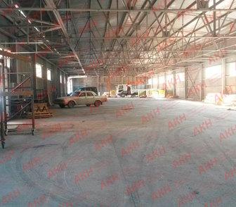 Фото в Недвижимость Аренда нежилых помещений Неотапливаемое производственно-складское в Новосибирске 120000