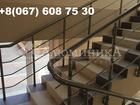 Увидеть фотографию Двери, окна, балконы Лестничные перила и ограждения из анодированного алюминия 54764556 в Одессе