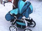 Скачать бесплатно изображение Детские коляски Коляска зима-лето 32982021 в Омске