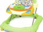 Увидеть foto Детские коляски Продам дет, ходунки Weina с муз, игровой панелью 36895695 в Омске