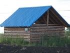 Новое фото  Продам недостроенный дом в поселке Омский 39813867 в Омске