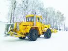 Новое фото  Фронтальный погрузчик с бульдозерным отвалом КИРОВЕЦ К-703М-12-03, 2 68694558 в Омске