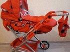 Новая коляска для кукол Польша