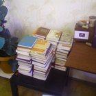 отдам за торт старые книги (худож, литература), 70-80е гг