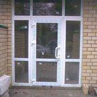 Пластиковые входные двери, Входная группа пвх