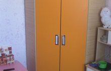 шкаф+2-ярусная кровать