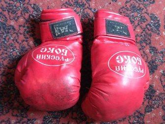 Свежее фотографию Спортивный инвентарь Перчатки Боксерские 32439376 в Омске