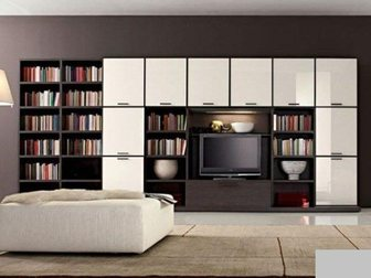 Скачать фотографию Производство мебели на заказ Гостиная Го-060 32994703 в Омске