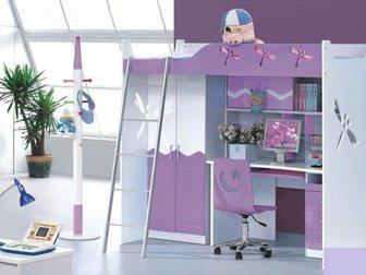 Скачать бесплатно фото Производство мебели на заказ Детская Де-024 33012047 в Омске