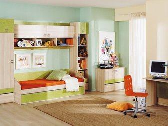 Скачать бесплатно фотографию Производство мебели на заказ Детский гарнитур Kivi 33016143 в Омске