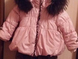 Скачать бесплатно foto Детская одежда Продам зимний комплект 33851210 в Омске